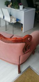 Sofa. Retro style