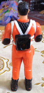 FIGURINE 2001 MCDONALD'S HASBRO ACTION MAN LOOSE ACTION FIGURE Gatineau Ottawa / Gatineau Area image 4
