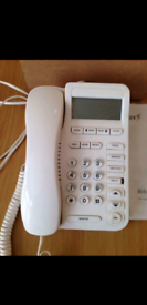 Bt relate 1000 caller display telephone (boxed with instructions).