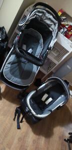 Step 1 onboard 35 stroller and car seat combo