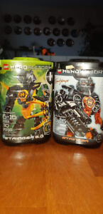 Hero Factory action figures from LEGO