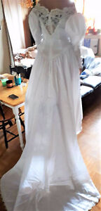 Customized brand new wedding dress (unpressed or ironed)