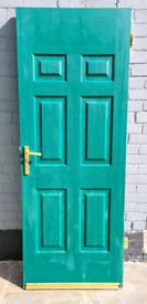 Used Composite Door/ Rock Door