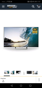 Sony XBR65X850E 65-Inch 4K UHD HDR Smart Android TV