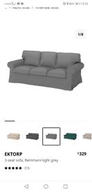 Ikea Ektorp 3 seater sofa In good condition