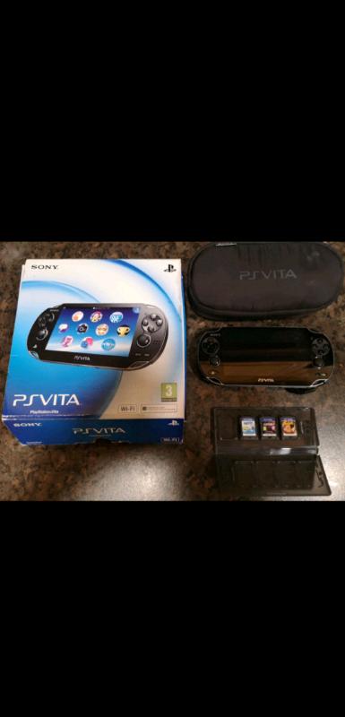 Sony ps vita playstation | in Newtownabbey, County Antrim | Gumtree
