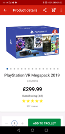 Playstation VR MEGA BUNDLE