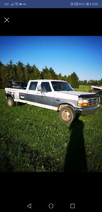 F350 dually 7.3 turbo diesel auto 2wd