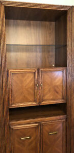 Beautiful Wooden Hutch/Cabinet