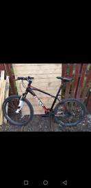 Hard tail bike