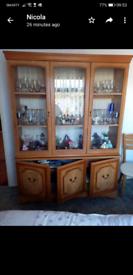 Large Display cabinet.