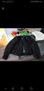 Icon 1000 Series Oildale Motoecycle Jacket