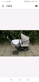 Mothercare xpedia pram and carseat