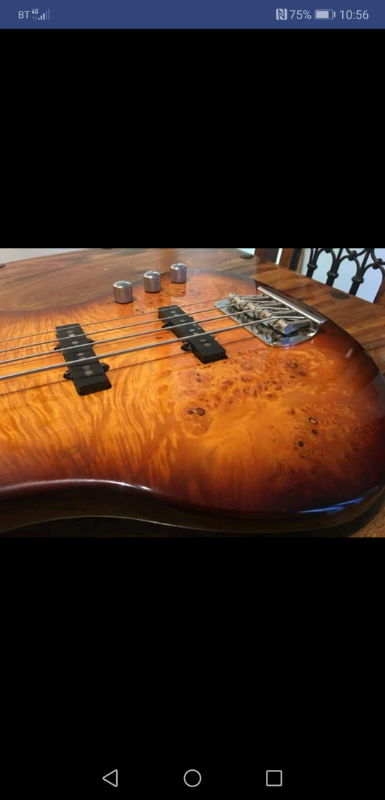 Jazz bass pick ups great sound | in Sleaford, Lincolnshire | Gumtree