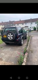 Land rocer freelander sports convertible