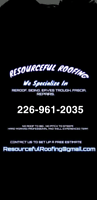 Emergency roof repairs . Affordable prices great results!