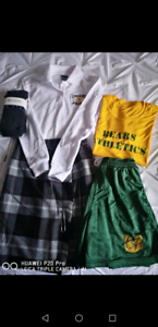 SJSH uniform for sale size small asking 175$ for everything