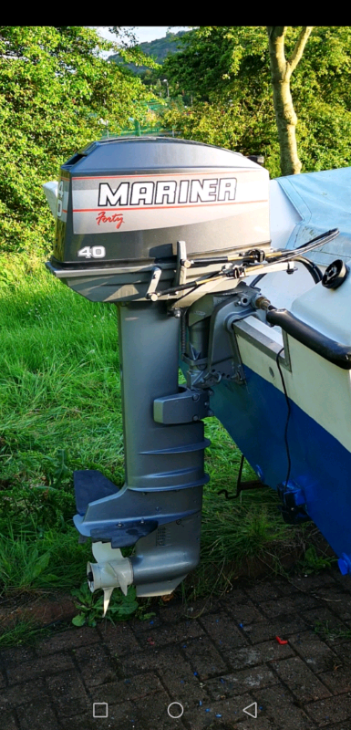Outboard engine | in Whitehead, County Antrim | Gumtree