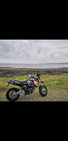 Aprilia Dorsoduro 750 Supermoto provisionally sold