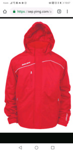 New!!! Bauer TeamGear Youth WINTER Jacket