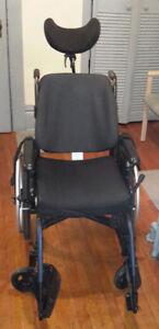 """Manual Wheelchair 22"""""""
