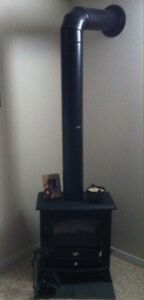 Dimplex Electric 1500 Watt Stove/Heater With FLame & Accessories Cambridge Kitchener Area image 3