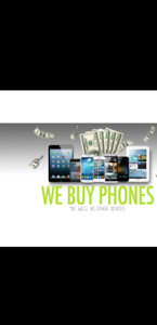 BUYING CELL PHONES QUICK CASH $$$