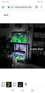 Aquarium stand for 20 gallon, new!