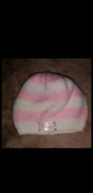 Brand new hand knitted girls set