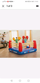 Bouncy ring