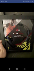 LG Tone Active+ Wireless Bluetooth Stereo Headphones