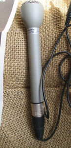Electrovoice 635A microphone