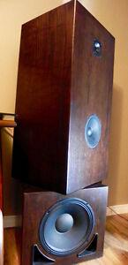 Hi-fi Tower Speakers Kitchener / Waterloo Kitchener Area image 5