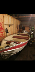 12 Foot Boat,Motor&Trailer