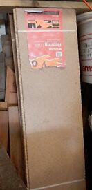 3 new packs Wickes flooring tongue & groove sanded chipboard 340x1205x18mm,£15 + free loft insulati