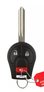 New key with programming for 2012-2017 Nissan van NV series