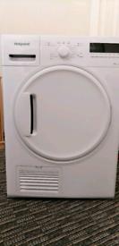 Condenser tumble dryer Hotpoint 8kg