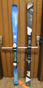 Clearance Mens and Womans Skis