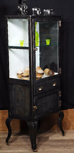 antique industrial furniture and deco creation