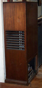 Hammond Organ tone speaker cabinet DR20 D20 Er20 B20 etc