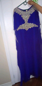 Middle Eastern dress selling for 40$