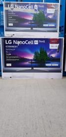 TV 65NANO91 NANOCELL 65INCH LG BRAND NEW SMART 4K ULTRA HD HDR