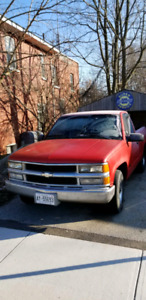 1991 gmc sierra  short box 5 speed
