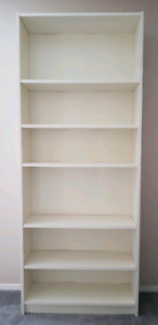 New price!!~ Big white bookshelf