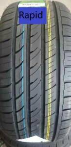 Rapid tyre brand new 245 45 18 (R4B5-A)