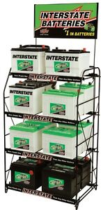 Quality Interstate Marine Starting and Deep cycle batteries