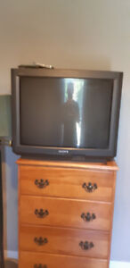 TV Sony 27'' pce a DONNER