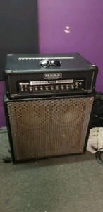 Late 70s Ampeg svt 410 bass cab