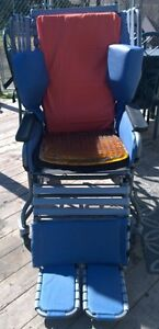 "Broda 20"" 35 V Geriatric chair"