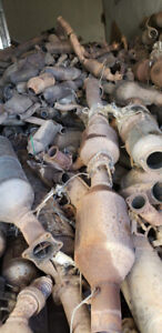 Buying Catalytic Converters and DPF Systems